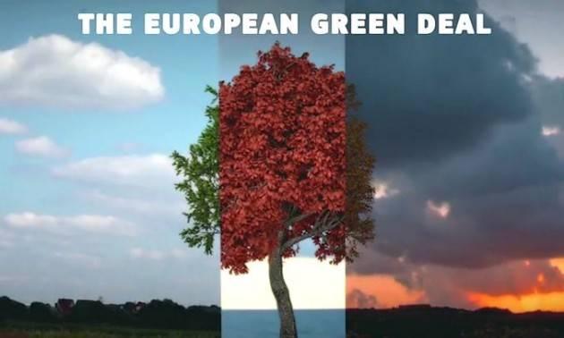 Il piano di Bruxelles per il clima e i suoi picconatori