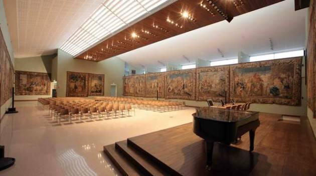 Piacenza Un inno per candidatura Nobel Pace del Corpo Sanitario Italiano
