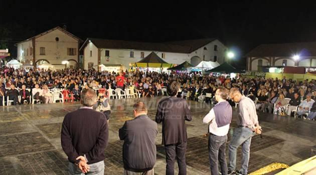 Antonio Agazzi critica la Festa Unità  Ombrianello Crema da l26 al 31 agosto