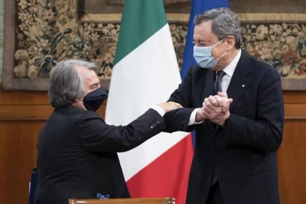 Nella babele voci pro-contro GreenPass spicca Brunetta (SIC) |V.Montuori