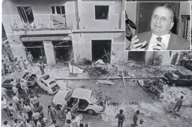 AccaddeOggi 29 luglio 1983 – Attentato a Rocco Chinnici, vittima di mafia.