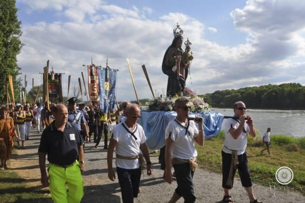 Prefettura Cremona La processione dell'Assunta sarà contigentata