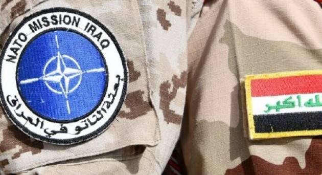 All'Italia il comando della missione Nato in Iraq