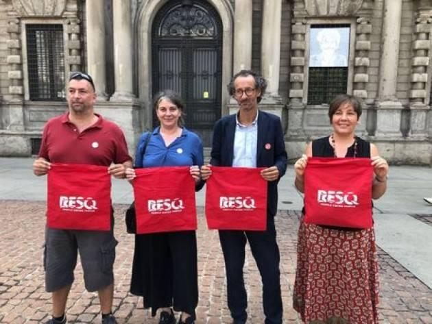 ResQ People incontra Comune di Milano