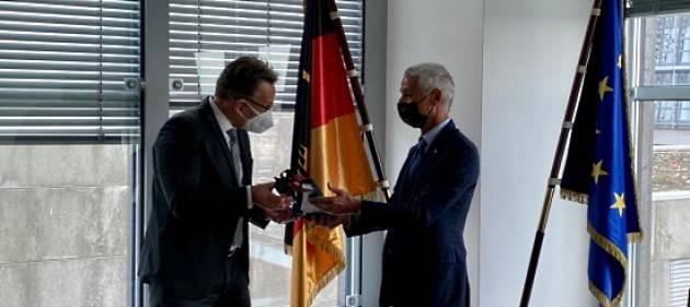 Progetto I-CAN: incontro a Berlino tra Italia e Germania