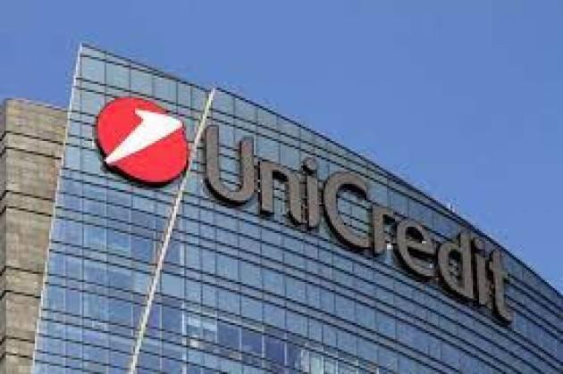 Unicredit tratta in esclusiva con il Mef per Mps