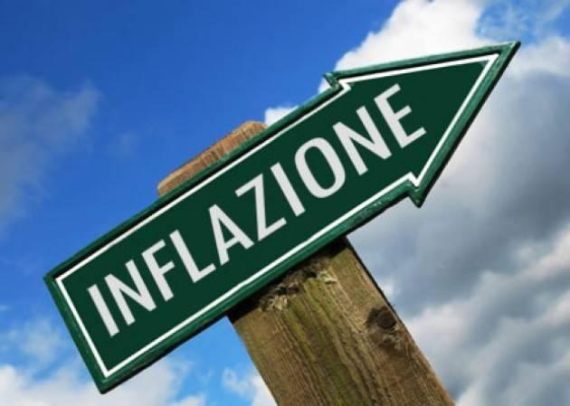 ADUC Inflazione in crescita. Stato che dà (per alcuni) e fa lo sciacallo per tutti