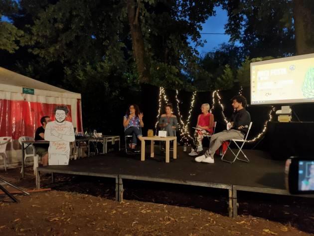 Cremona Festa Arci 2021 Parliamo di volontariato durante il Covid ed ora ?