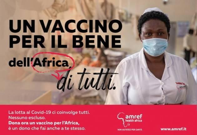 Cremona Pianeta Migranti. Diamo i vaccini all'Africa.