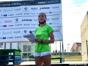 Un '8' il voto di Monica Bernasconi alla prima edizione del 'Trofeo Piero Bernasconi