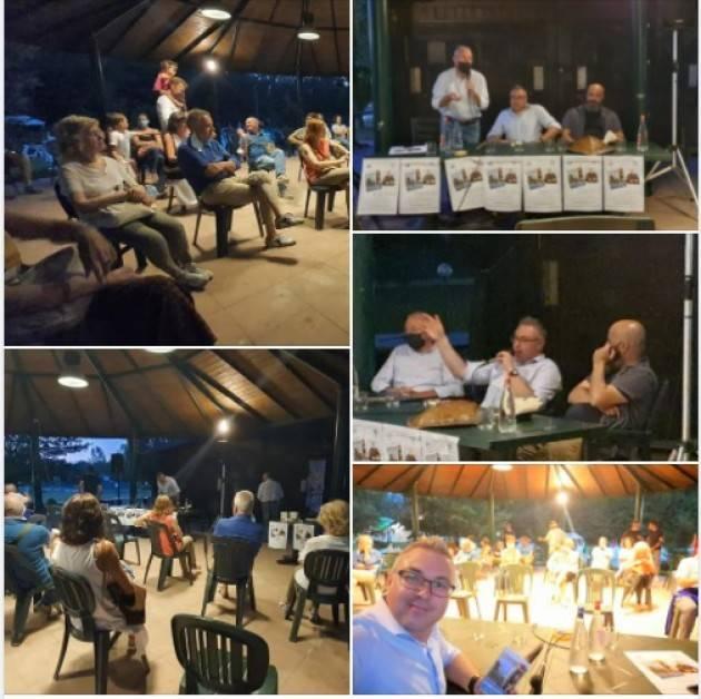 Davide Persico soddisfatto Bellissima serata con  Amici del Po Casalmaggiore