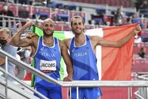 OLIMPIADI TOKIO 2020: Gianmarco Tamberi e Marcell Jacobs, 2 ori in poco più di 10 minuti sulla pista di atletica