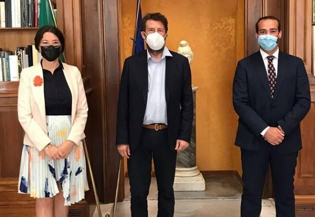 South Working®,  incontro con il Ministro Franceschini