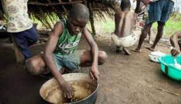 L'anno della pandemia segna il picco della fame nel mondo