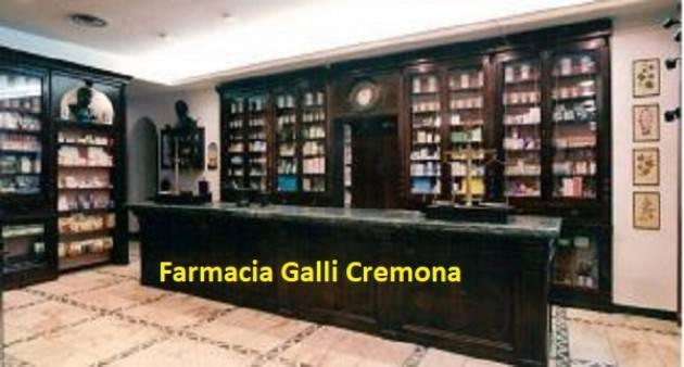 ATS Val Padana  A Cremona vaccini Janssen  nelle farmacie Galli e  Leggeri