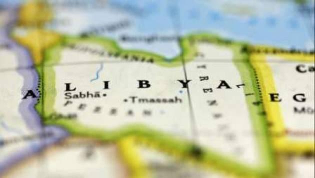 Il ministro Di Maio in missione in Libia
