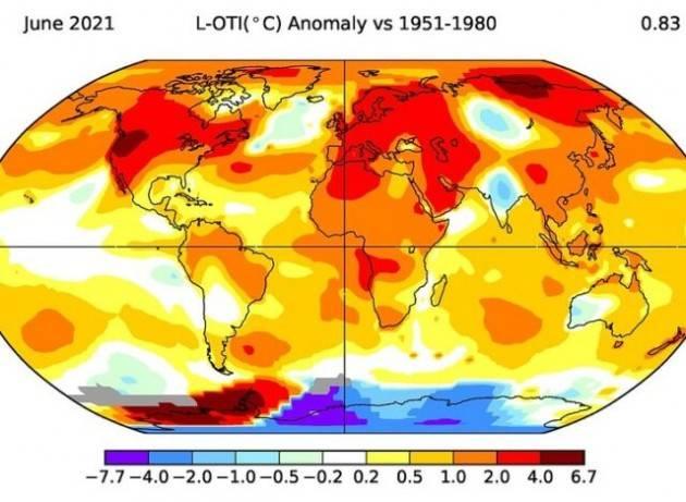 I segni vitali della Terra peggiorano. Sono le conseguenze del business as usual inarrestabile