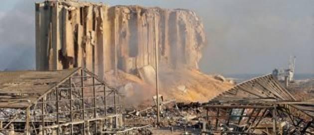 Terre des Hommes Italia lancia l'allarme a un anno dall'esplosione del porto di Beirut