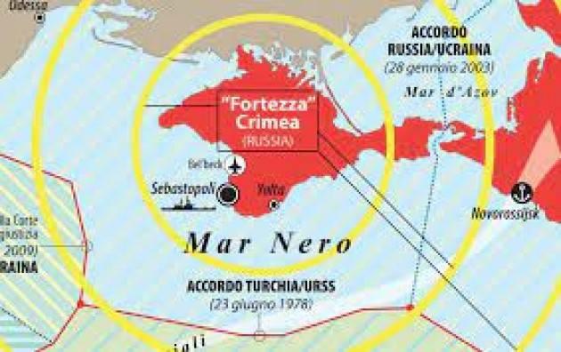 Crimea, nuove tensioni tra NATO e Russia nel Mar Nero