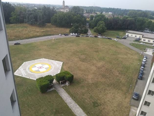 Cremona Nuovo Hosp,recupero ex Inam , territorio : G.Galimberti soddisfatto