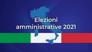 ELEZIONI COMUNALI IL 3 E 4 OTTOBRE 2021