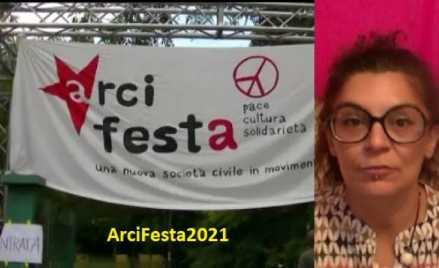 ArciFesta2021 Circa 10mila partecipanti Claudia Noci molto soddisfatta (video GCStorti)