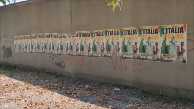 Cremona Chi pulisce la città dagli emblemi fascisti? | GCStorti (video)