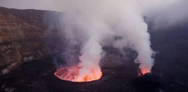 Il Carbonio controlla la profondità di genesi dei magmi nel mantello superiore della Terra: nuovo studio italiano