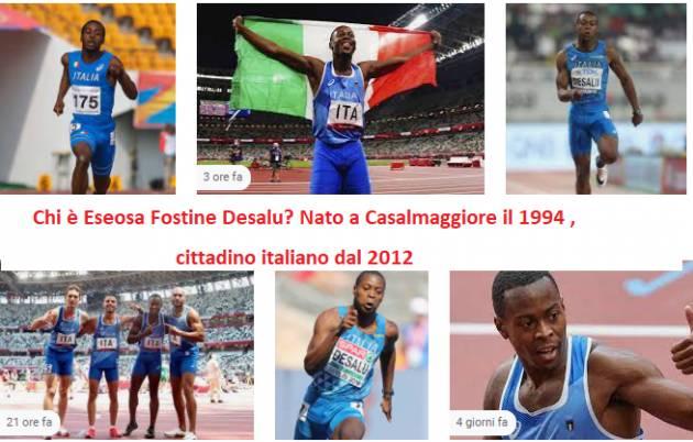 Chi è  Fostine Desalu? Nato a Casalmaggiore il 1994 e cittadino italiano dal 2012