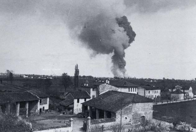 Piacenza Commemorazione delle vittime della Pertite, nell'81° anniversario della tragedia