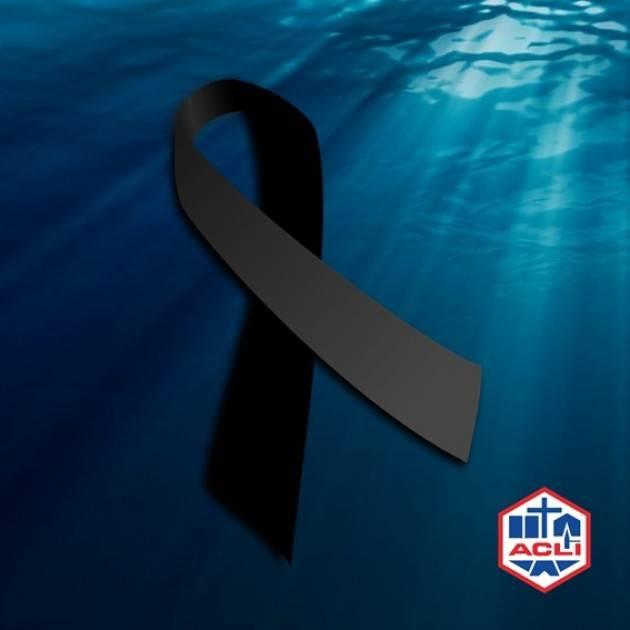 Le Acli Lombardia APS esprimono solidarietà alle vittime del mediterraneo