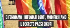 Firma la Petizione Difendiamo i rifugiati  LGBTI