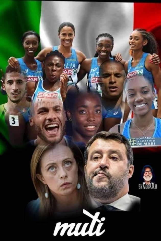 Tokyo 2020 Malagò: scommessa vinta. Italia multietnica e integrata|G.C.Storti