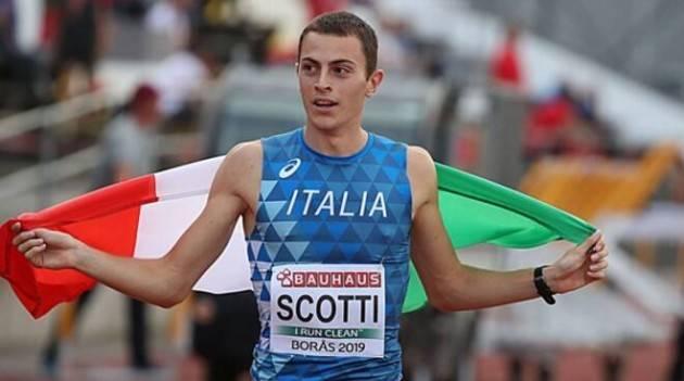 Piacenza Patrizia Barbieri: Edoardo Scotti ha onorato l'avventura olimpica.