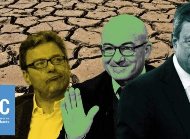 Rapporto Ipcc, Ronchi: ''L'Italia deve varare un legge sul clima''