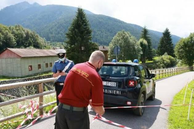 E' dell'ex vigilessa scomparsa il Cadavere nel Bresciano