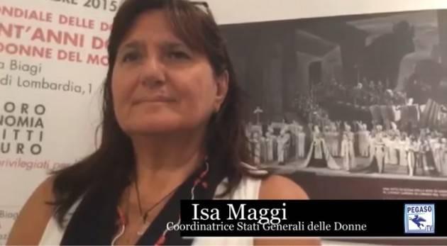 Afghanistan: Maggi (Stati Generali Donne), 'l'Onu intervenga con caschi rosa'