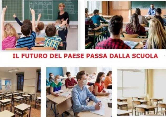 Mantova INCONTRO DIBATTITO PUBBLICO - IL FUTURO DEL PAESE PASSA DALLA SCUOLA