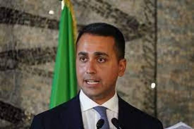 Afghanistan / Di Maio: le 5 priorità dell'Italia