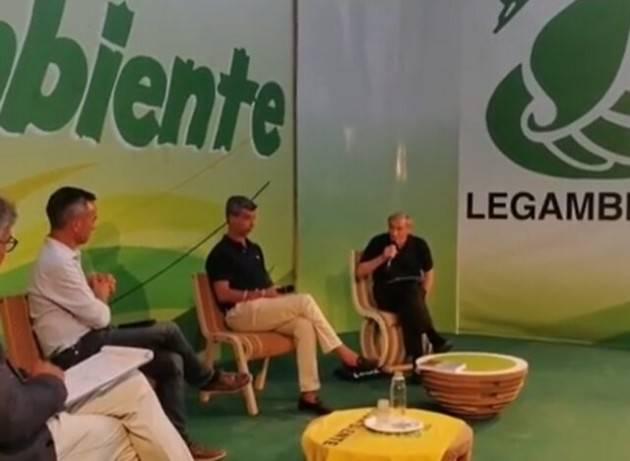 I vincitori del XVII edizione del Premio Ambiente e Legalità
