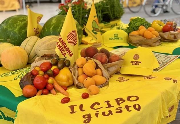 Coldiretti Mercato Campagna Amica Per chi resta in città Oggi Cremona e Crema