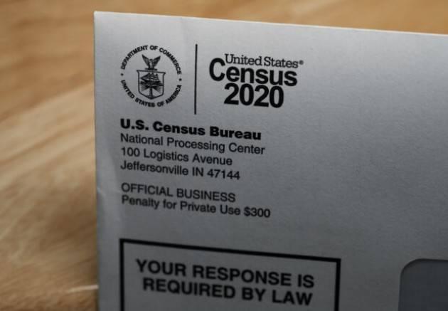 Il censimento Usa del 2020   Domenico Maceri, PhD