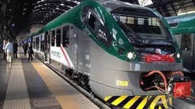 Circolazione normale su linea Milano-Chiasso dopo incendio