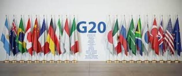 Il 26 agosto prima Conferenza G20 dedicata all'empowerment femminile