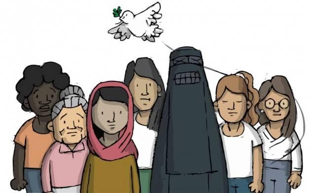 Pianeta Migranti. In piazza il prossimo 28 agosto per le donne e bambine afgane