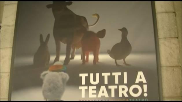 Teatro Ponchielli Cremona L'invito del sovrintendente  Andrea Cigni  'TUTTI A TEATRO' |GCStorti (Video)