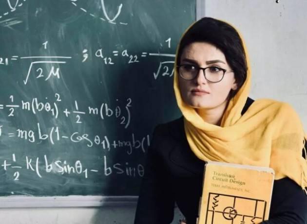 Salviamo le scienziate e gli studenti dell'Afghanistan