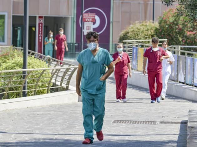 Giovane violentata vicino l'ospedale a Milano