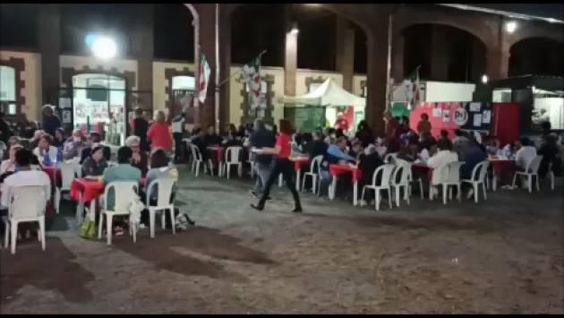 Crema Al via la Festa Unita Ombianello Immagini di giovedì 26 agosto 2021 (Video)