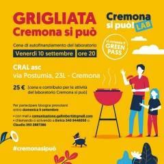 #CREMONASIPUO - INVITO GRIGLIATA E RETAKE URBANO